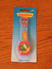 2010 VeggieTales Larry The Cucumber Digital Watch Big Idea Im Not A Pickle NEW
