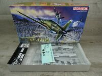 Dragon 5009 Dornier DO 335A Vintage 1992 Model Kit Plane Aircraft 1:72 Scale