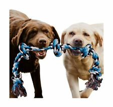 New listing Dog Toys,Dog Rope Toys for Aggressive Chewers Tough Rope Chew Toys for Large .