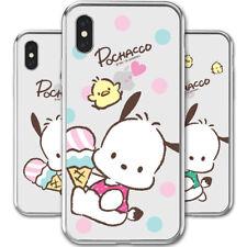 Genuine Pochacco Clear Jelly Case iPhone 12 Pro Pro Max 12 mini made in Korea