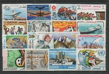 C177 QATAR Thematic stamps
