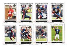 2005 TOPPS NFL FOOTBALL TEAM SET BUFFALO BILLS LOT (16) EVANS,SPIKES,MOULDS