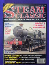 STEAM CLASSIC - SOUTHERN BELLES - August 1991 #17