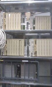 Siemens Simatic S5 115U Komplett Rack CPU und E/A Karten
