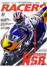 RACERS Vol.27 Rothmans NSR Japanese book Michael Doohan Jeremy Burgess