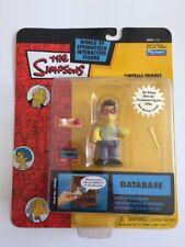 The Simpsons Database, World Of Springfield, Playmates, Misp (B24)