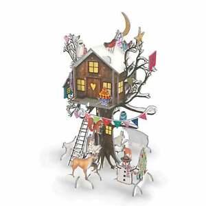 Roger la Borde Pop & Slot Christmas Treehouse Advent Calendar