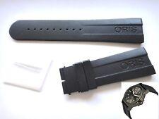 ORIS Ø42mm 7641 Bc3 Advanced 22mm Rubber Band strap bracelet 42205