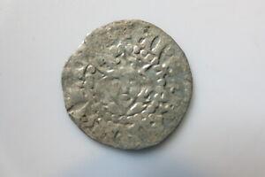 Deutonic order episcopal silver artig, Bernhard III Bülow 1410-13, Dorpat