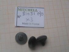 3 VIS PICK UP NOIR MITCHELL 300 & autres MOULINETS BAIL SCREW REEL PART 81051