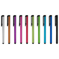10x Universal Capacitive Stylus Touchscreen Pen For Ipad Tablet PC For Samsung