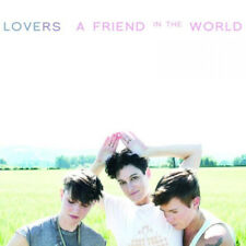 Lovers : A Friend in the World CD (2013) ***NEW***