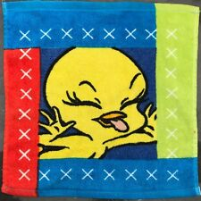 Tweedy Bird Pack Of 2 Face Towels | Cloths | Looney Tunes | Cotton | Disney Home
