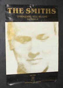 The Smiths Strangeways Here We Come Album Poster