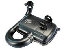Polini 2002018 Gruppo di Scarico per Piaggio Vespa PX125  - Nero