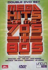 Mega Hits of the 70's et 80's (2 DVD)