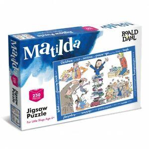 Roald Dahl Matilda 250pc Jigsaw Puzzle