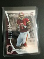 F68461  2019 Absolute #116 Dwayne Haskins RC REDSKINS