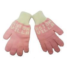 Aston Villa Woven Gloves (Assorted Colours)