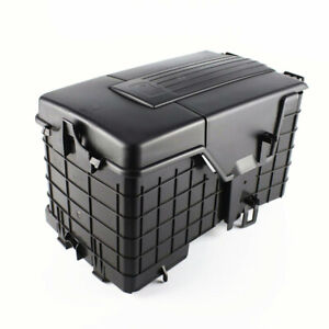 Audi A3 VW Passat B6 Golf 5 Battery Sheathing Dust Cover Protection Holder Box