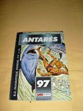 Antarès n°97 (Mon Journal) ..octobre 1986.