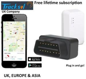 GPS Wireless Vechicle Tracker Android / Windows / Apple FREE Lifetime Maps