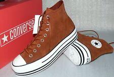 Converse 565830C CTAS Platform Layer Hi Wild Leder Schuhe Sneaker Boots 42 Brown