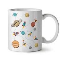 Space Exploration NEW White Tea Coffee Mug 11 oz | Wellcoda