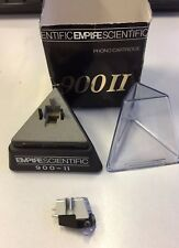 EMPIRE 900 II Cartridge With Needle Brand New In Original Box Very Rare