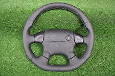 Lederlenkrad Leather steering wheel GOLF 3 III PASSAT 35i POLO 6N TOP