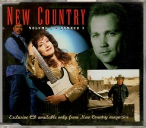 CD NEW COUNTRY Ausgabe Volume 3 Number 3