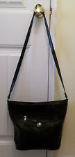 Black Copper Creek Woman's Shoulder Bag, Pre-owned, in Excellent Condition