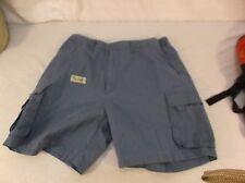EUC EXCELLENT Big Men's Haband Traveler's and Eddie Bauer Gray Shorts 38 40144