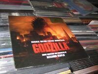 Godzilla 2 LP Limited Edition Coloured Vinyl Original Motion Picture Soundtrack