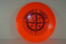 Wahoo 1st Run 169g R-Pro Sticky Floats New Orange Innova Prime Disc Golf Rare