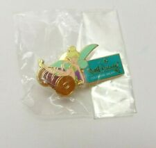 Disney Pin Trading WDCC Walt Collectors Society Tinkerbell Little Charmer Spool