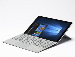 "Microsoft Surface Pro 6 1796 i5-8250U 256GB 8GB 12.3"" Windows 10 Laptop/Tablet"