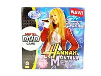 Disney Hannah Montana Encore Edition DVD Cards Miley Cyrus Game New SEALED