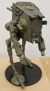 Star Wars Miniatures - Force Unleashed: Wookie Hunter AT-ST (Rare) #44 w/Card