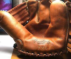 Vintage Stan Musial Rawlings PML Glove NICE