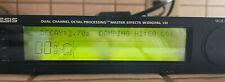 Vintage Alesis Quadraverb 2digital audio multi-FX processor w/Power Cord Workin