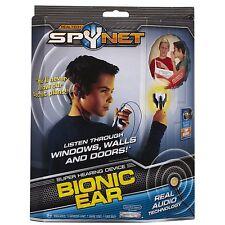 Spy Net: Bionic Ear - BRAND NEW!! FREE SHIPPING!! SpyNet, Super Hearing Device