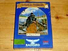 The Guild of Thieves - NEW -Magnetic Scrolls - Disk Version - Atari 800XL/ 130XE