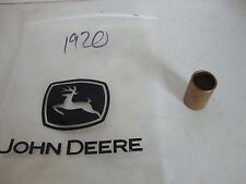 "New John Deere Tractor Replacement Part Bushing 1-1/4"" long x 7/8"" wide 1920"