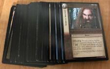 LOTR TCG Lord of the Rings REALMS OF THE ELFLORDS Common Cards INCOMPLETE 35/40