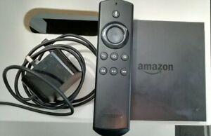 Amazon Fire TV (1st Generation) Media Streamer - Black