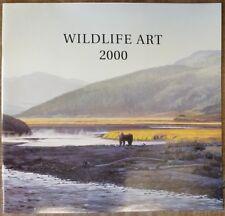 Wildlife Art 2000