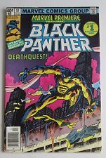 Marvel Comics, Black Pather  # 51  Photos Show  Good Condition