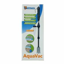 AquaVac Battery Operated Aquarium Gravel Cleaner & Water Siphon