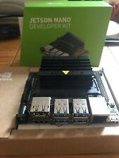 NVIDIA Jetson Nano 4GB with 5V 4A power supply